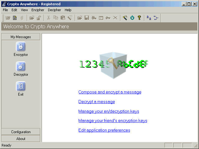Crypto Anywhere 1.1 full
